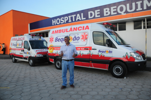 Photo of Secretaria de Saúde de Bequimão faz balanço com mais de 40 mil atendimentos em 2017