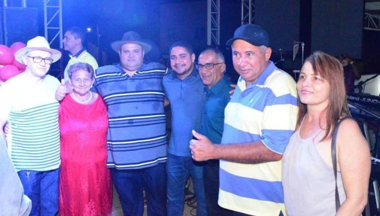 Photo of Deputado Zé Inácio prestigia aniversário da cidade de Paraibano