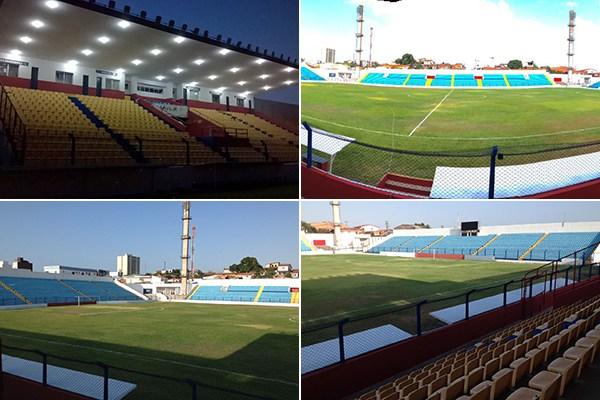 Photo of Estádio Nhozinho Santos entra na milésima reforma só na gestão do prefeito Edivaldo Holanda Jr