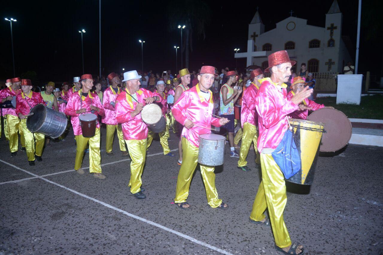 Photo of Carnaval 2018: Praça 2 Novembro leva bom público sábado e domingo em Bequimão