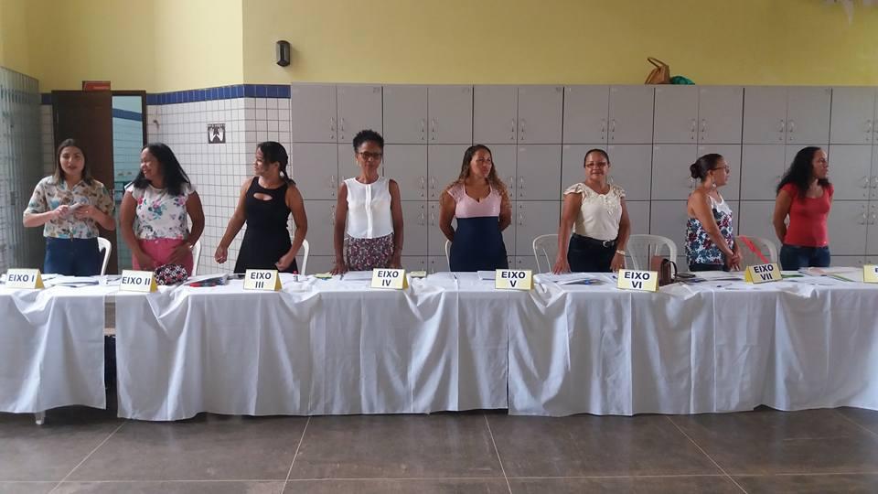 Photo of I Conferência Municipal de Educação realizada em Alcântara (Comed 2018) reúne 150 pessoas