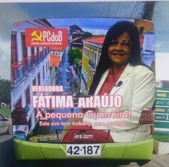 Photo of Vereadora Fátima Araújo adquire ônibus e coloca à disposição das comunidades do Complexo de bairros do João de Deus