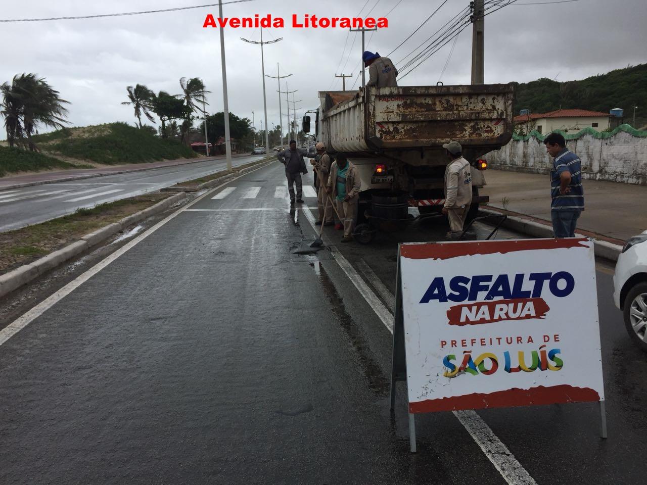 Photo of Prefeitura de São Luís avança com ações preventivas durante o período chuvoso
