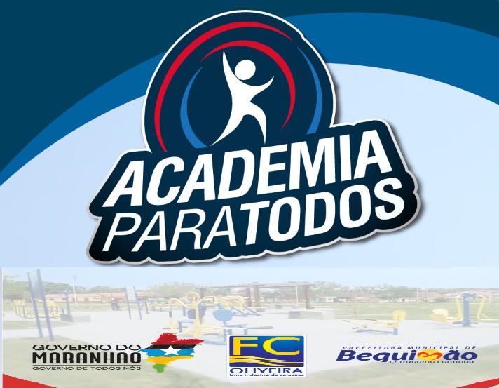 Photo of População de Bequimão está convidada para a inauguração da Academia Popular nesta terça-feira (6) na Praça da Matriz