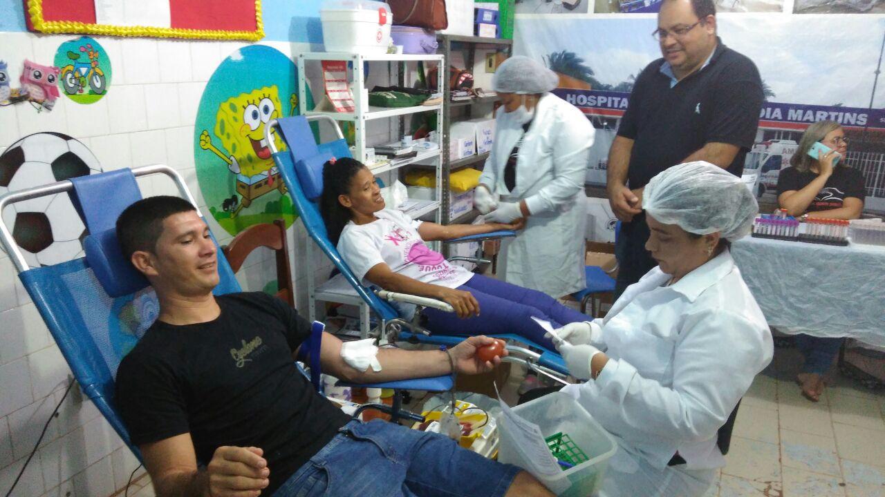 Photo of Bequimão promove Campanha de Doação de Sangue em parceria com o Hemomar