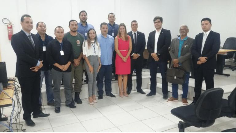 Photo of Melhorias da Penitenciária Regional de Pinheiro é tema de reunião entre instituições