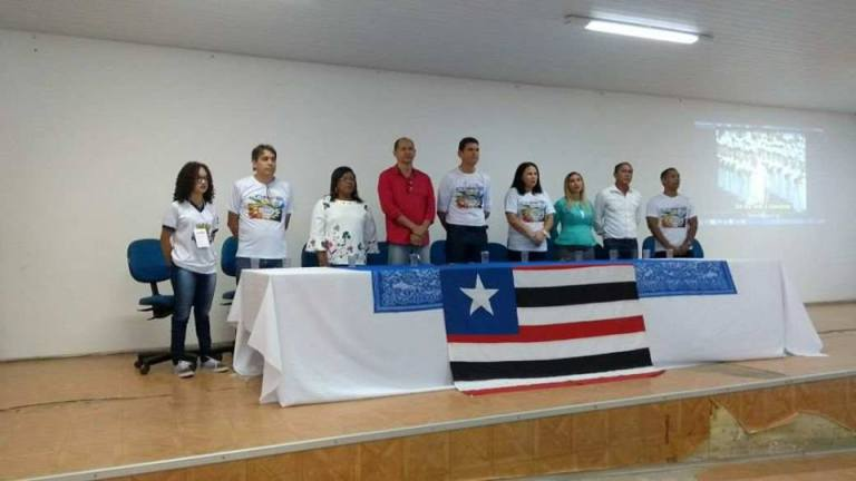 Photo of Educadores de Bequimão participam da II etapa da Conferência Intermunicipal de Educação em Pinheiro