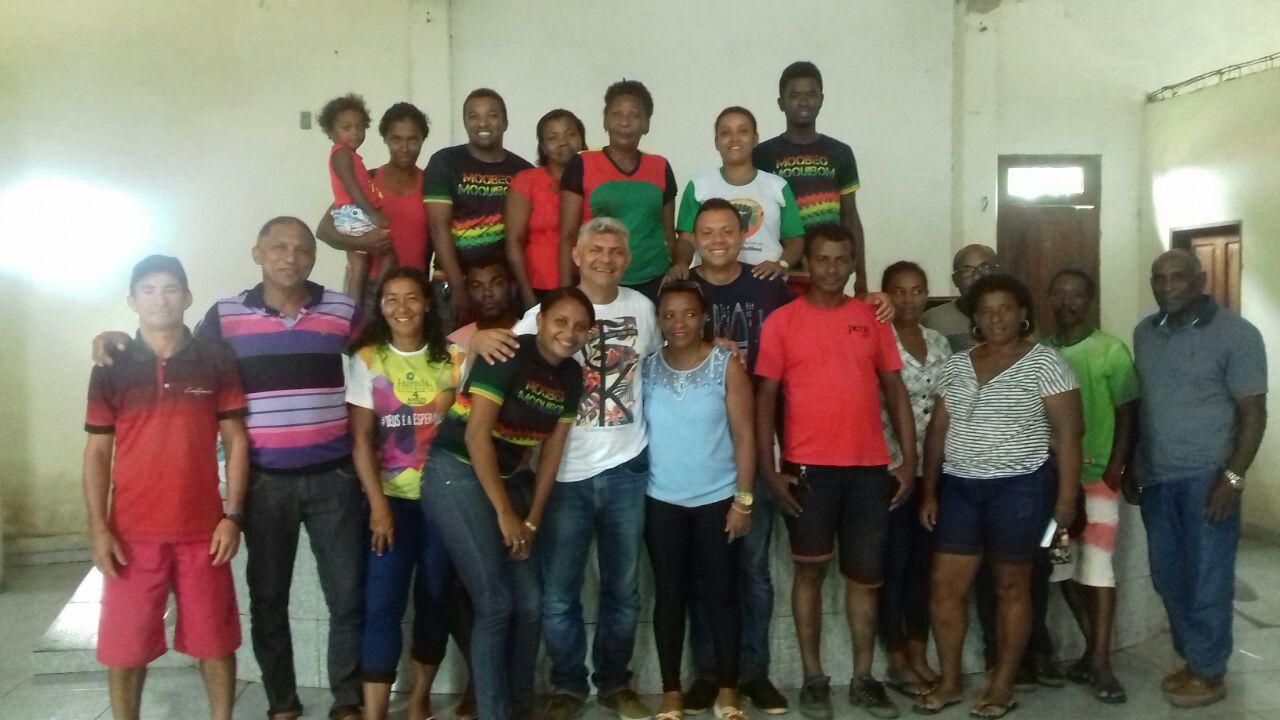 Photo of Prefeito Zé Martins reúne com Lideranças Quilombolas em Bequimão