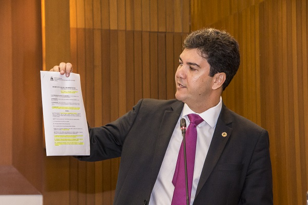 Photo of Braide cobra funcionamento de Comitê criado no Governo Dino