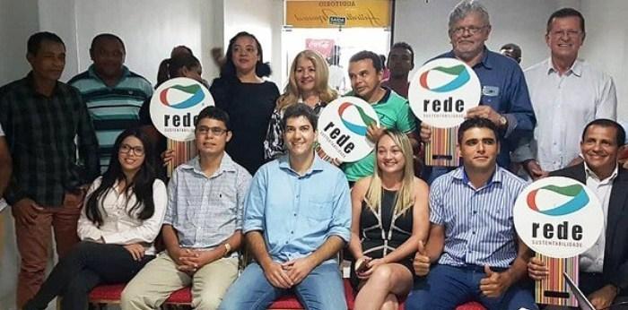 Photo of Eduardo Braide fechado com o Partido Rede Sustentabilidade
