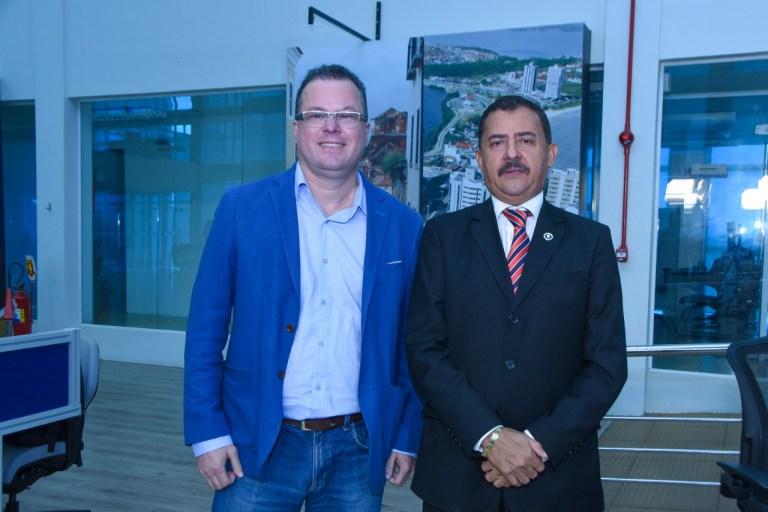 Photo of Assembleia e Poder Judiciário firmam parceria na área da Comunicação nesta sexta-feira