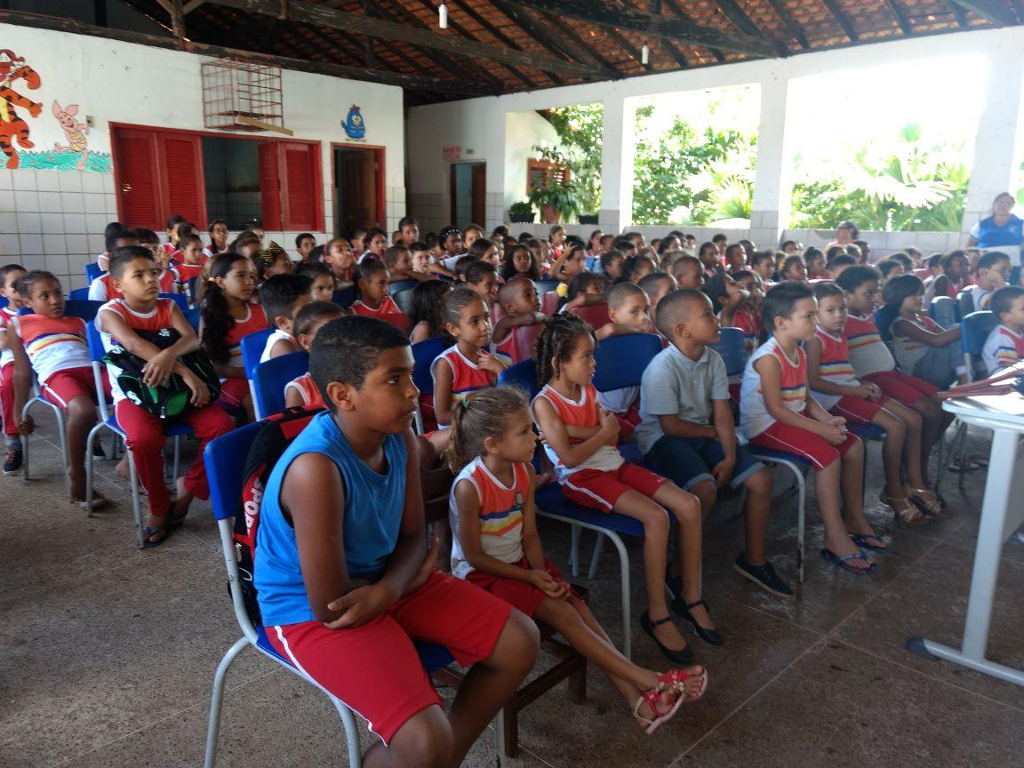 Photo of Prefeitura de Bequimão realiza Ações no Combate ao Aedes Aegypti em Escolas da Rede Pública de Ensino
