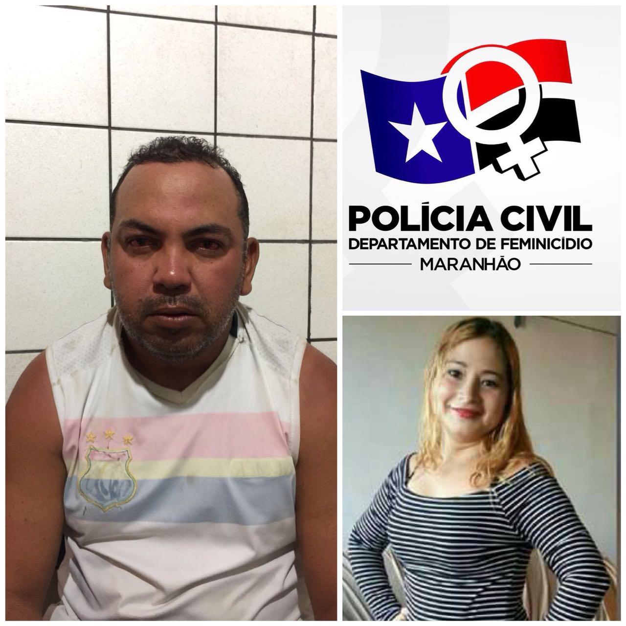 Photo of Homem que matou jovem bequimãoense no bairro Coroado é preso na cidade de Timon-MA