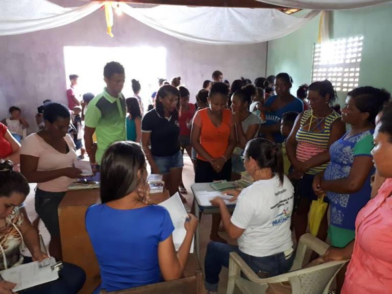 """Photo of Projeto """"Mais Saúde para Todos"""" beneficia comunidades rurais de Mirinzal"""