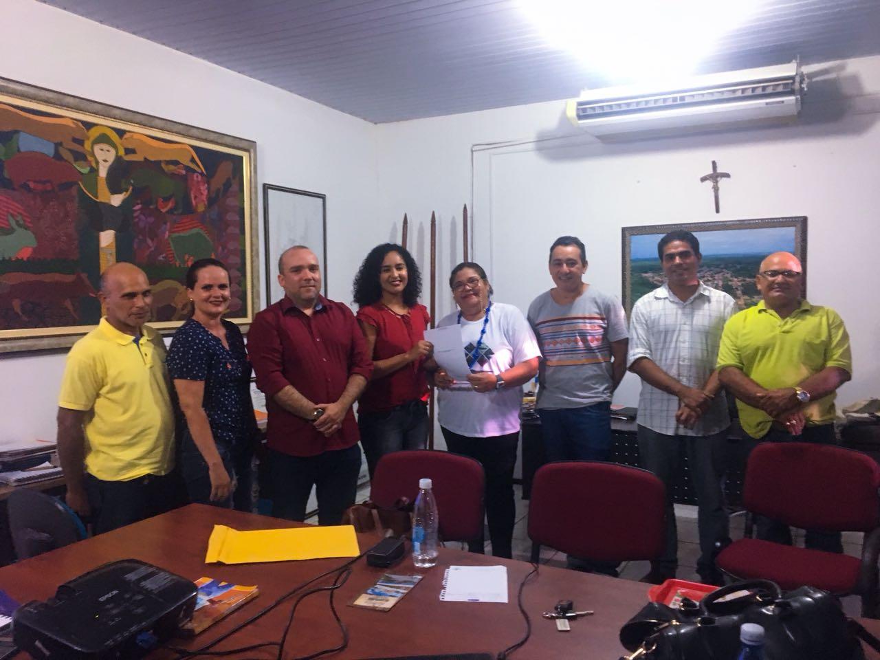 Photo of Prefeitura de Bequimão e Secretaria de Turismo do Estado realizam reunião para fortalecer o turismo no município