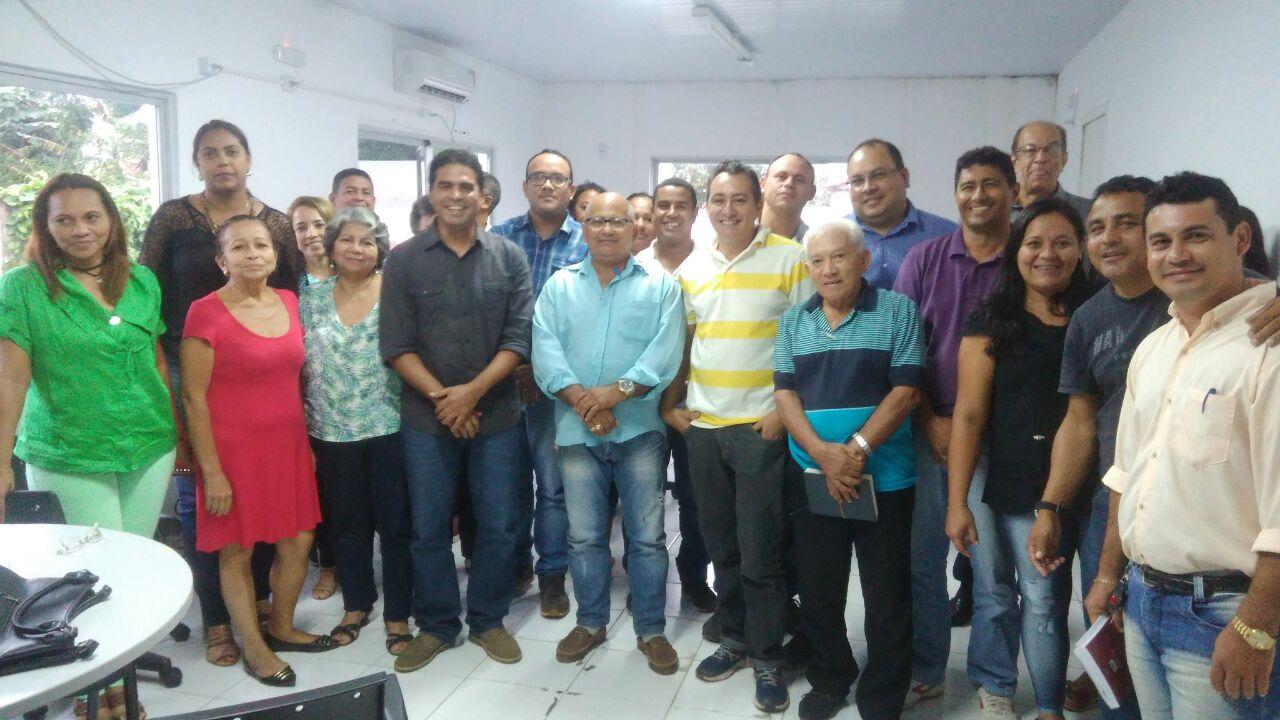 Photo of Sebrae e Prefeitura promovem Oficina de Planejamento Estratégico para Secretários em Bequimão