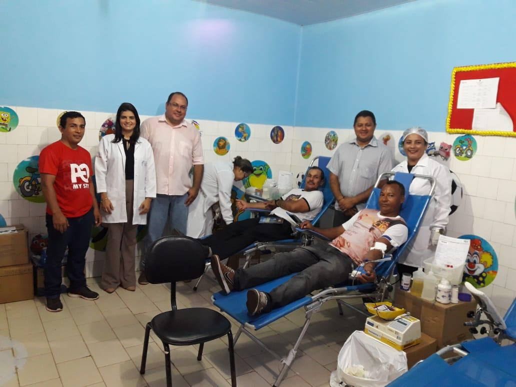 Photo of Campanha de doação em Bequimão supera expectativa da Igreja Adventista e Prefeitura