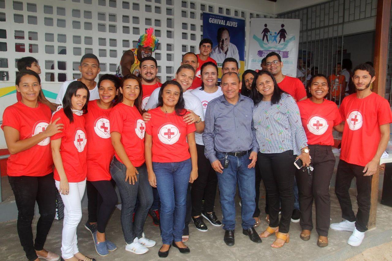 Photo of Projeto Saúde na Comunidade atendeu mais de mil pessoas no último final de semana