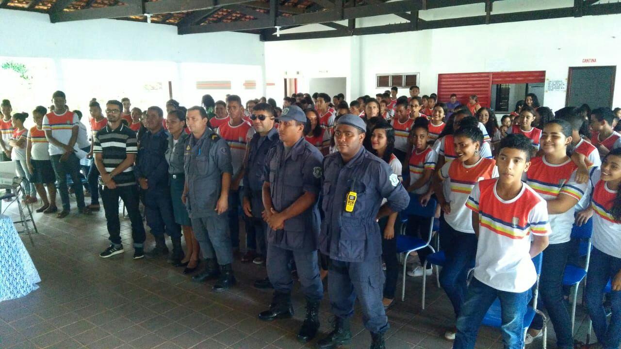 Photo of Prefeitura de Bequimão inicia Campanha Maio Amarelo em parceria com o Detran-MA