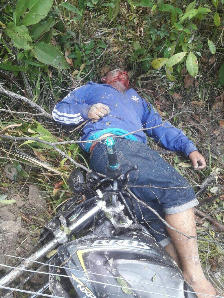 Photo of Mais um homicídio misterioso no município de Bequimão-MA
