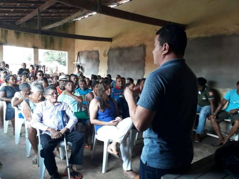 Photo of Prefeito Jadilson Coelho assina convênio para construção de 96 casas em Mirinzal