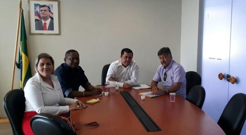 Photo of Secap discute construção de Aeroporto em Cururupu-MA