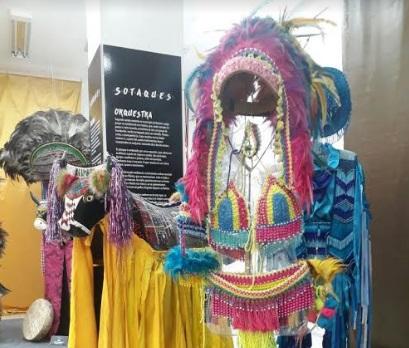Photo of SOTAQUES: Exposição faz passeio pela diversidade rítmica do Bumba-Meu-Boi