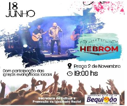 Foto de Prefeitura de Bequimão divulga programação e atrações para Aniversário de 83 anos da cidade