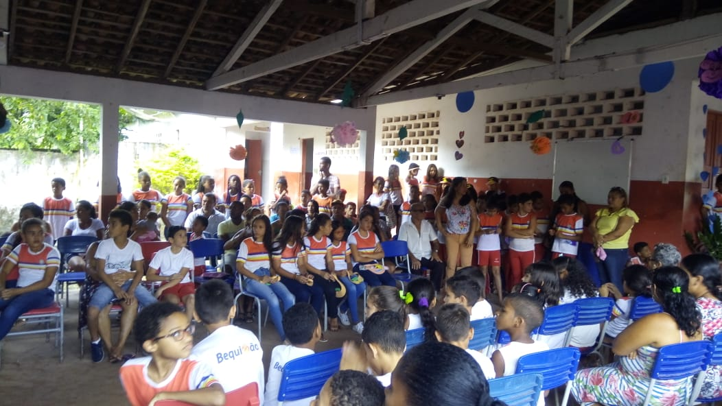 Photo of Feira Cultural e Ambiental traz o tema dos Recursos Hídricos para a Escola e Comunidade Bequimãoense