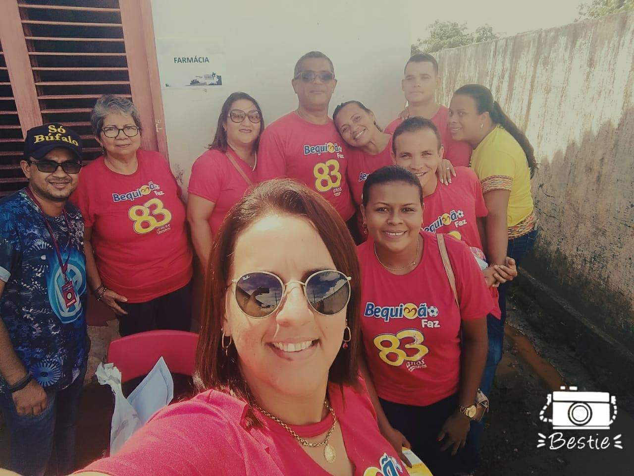 Photo of Caravana Maranhão Quilombola realiza ações em Bequimão-MA