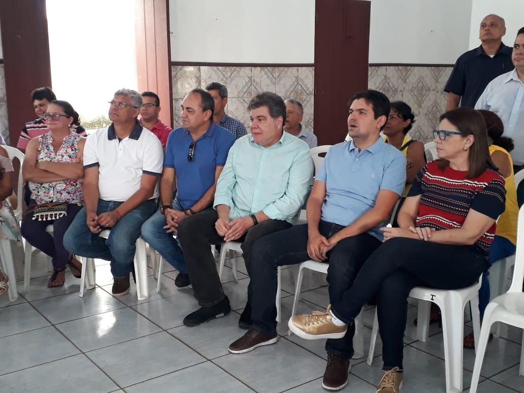 Photo of Prefeito Zé Martins participa de café da manhã com Roseana e Sarney Filho na cidade de Pinheiro
