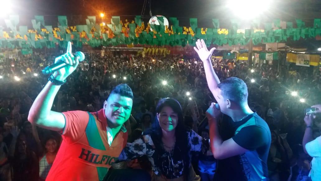 Foto de Arraial da vereadora Fátima Araújo reúne mais de 100 atrações em 16 dias