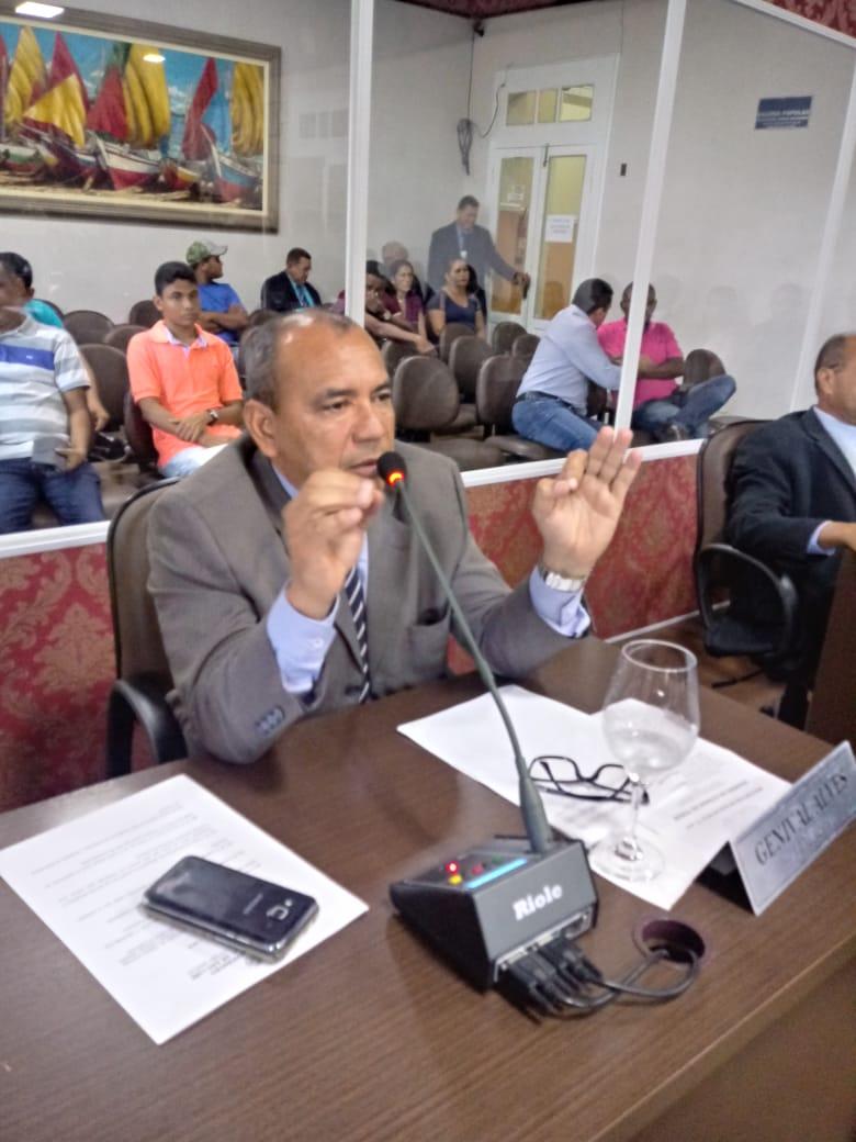 Photo of Câmara aprova Projeto de Lei de Genival Alves