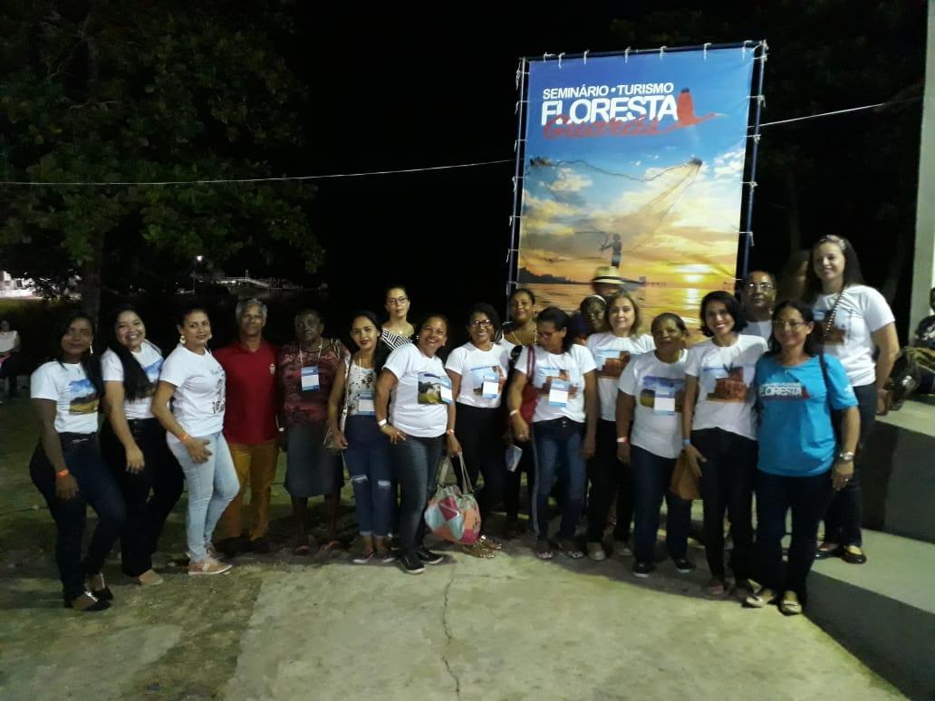 Photo of Alcântara participa de Seminário sobre Turismo em Cururupu-MA