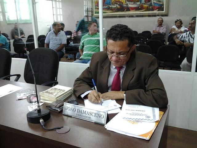 Photo of Vereadora Fátima Araújo Emite Nota de Pesar pela morte de Dr. João Damasceno
