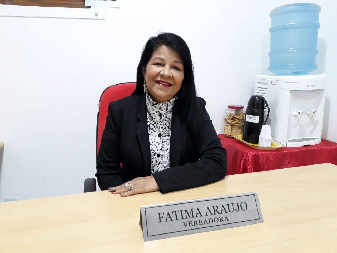 Photo of Vereadora Fátima Araújo solicita reforma do Pronto Socorro do Anil