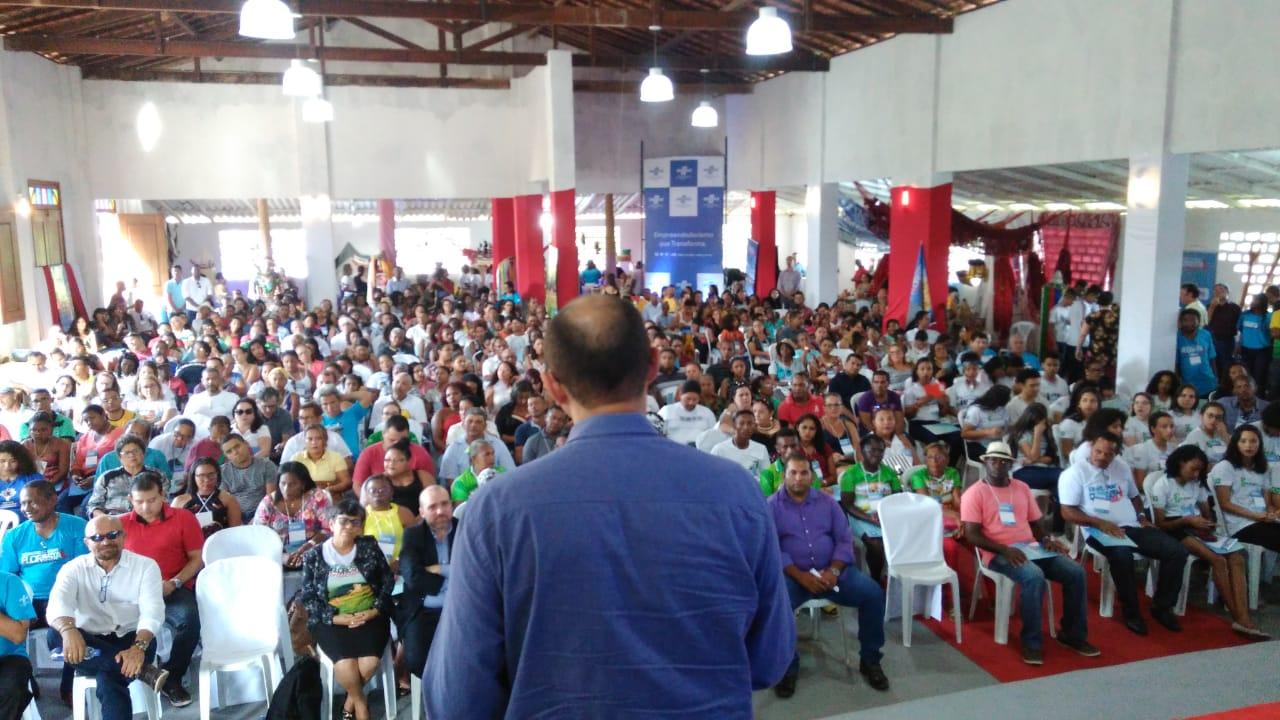 Photo of Bequimão participa do I Seminário de Turismo da Floresta dos Guarás