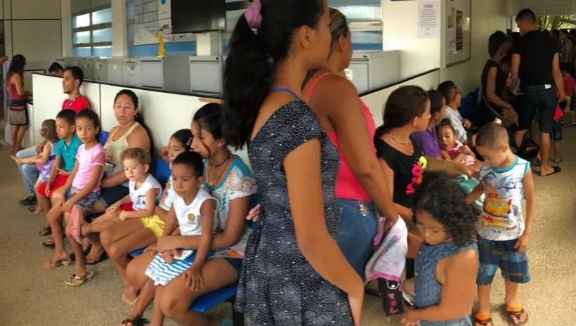 Photo of Bequimão adere à Campanha Nacional de Vacinação contra sarampo e poliomielite