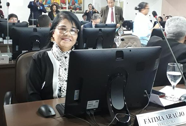 Photo of Requerimento da vereadora Fátima Araújo é aprovado na Câmara