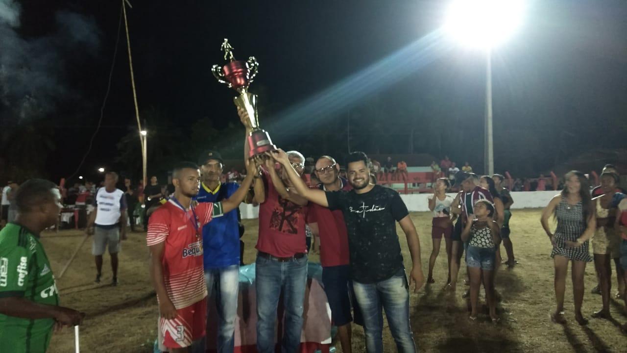 Photo of Prefeito Zé Martins presente na final do Campeonato de Paricatiua