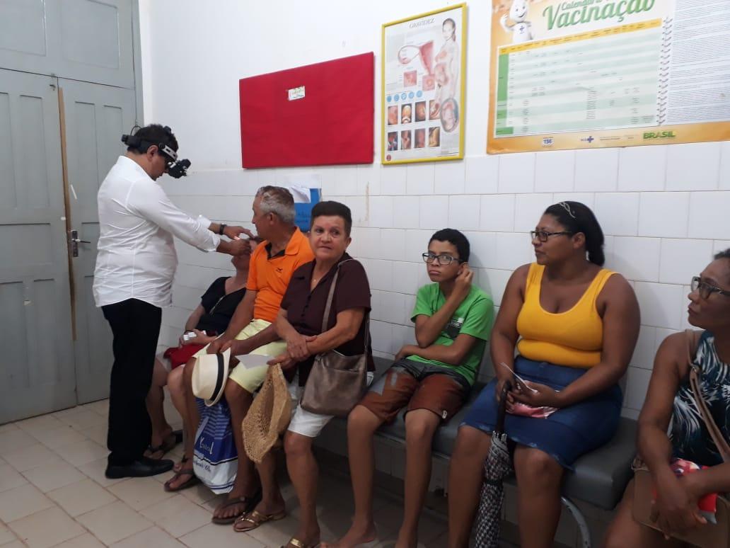 Photo of Mutirão do Glaucoma atende 209 pacientes em Bequimão-MA