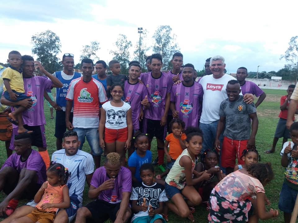 Photo of Ramal de Quindiua vence Santa Rita por 2 a 1 no Vivaldão e conquista a II Copa Quilombola