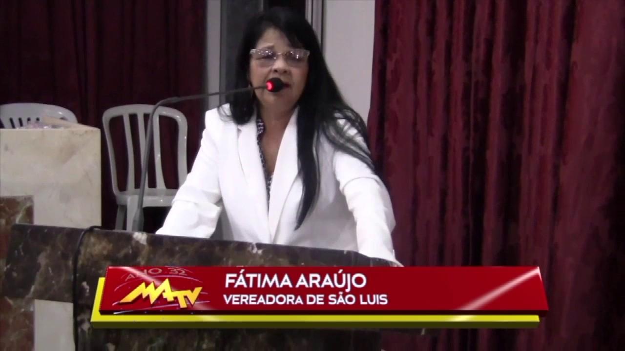 Photo of Fátima Araújo participa de Sessão Solene na Câmara Municipal na abertura dos trabalhos legislativos 2019