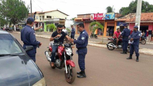 Foto de Guarda Municipal vai intensificar fiscalização no trânsito em Bequimão-MA