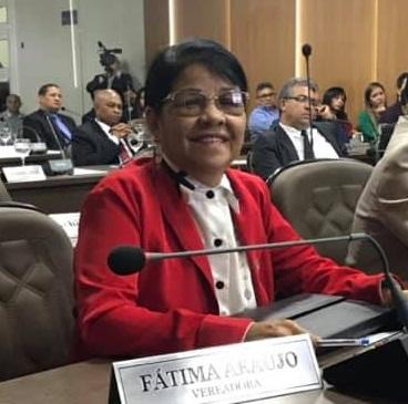 Photo of Câmara aprova requerimento da vereadora Fátima Araújo (PCdoB)