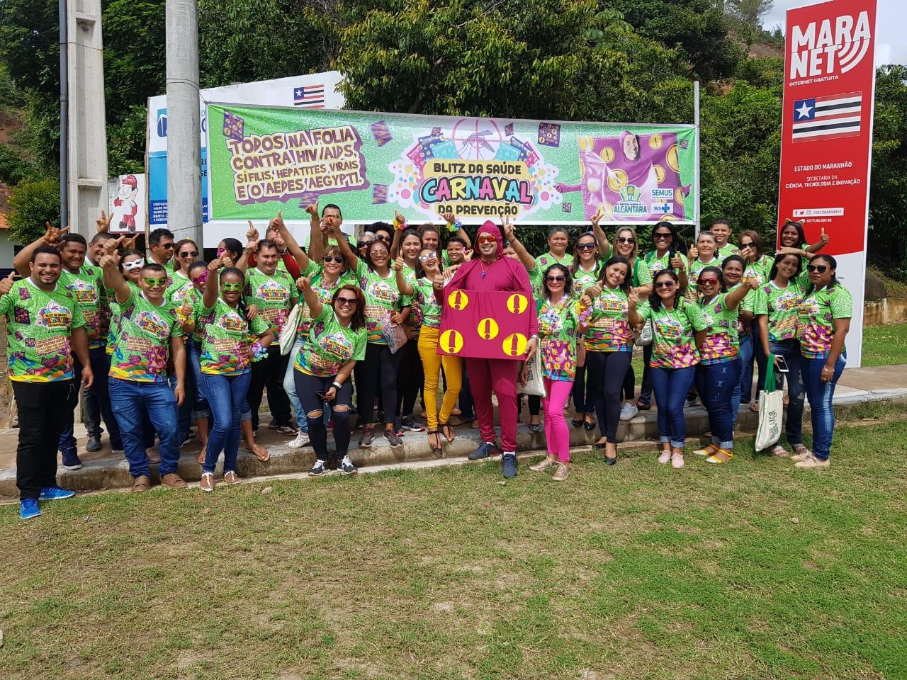 Photo of Prefeitura de Alcântara realiza ação preventiva e educativa sobre saúde