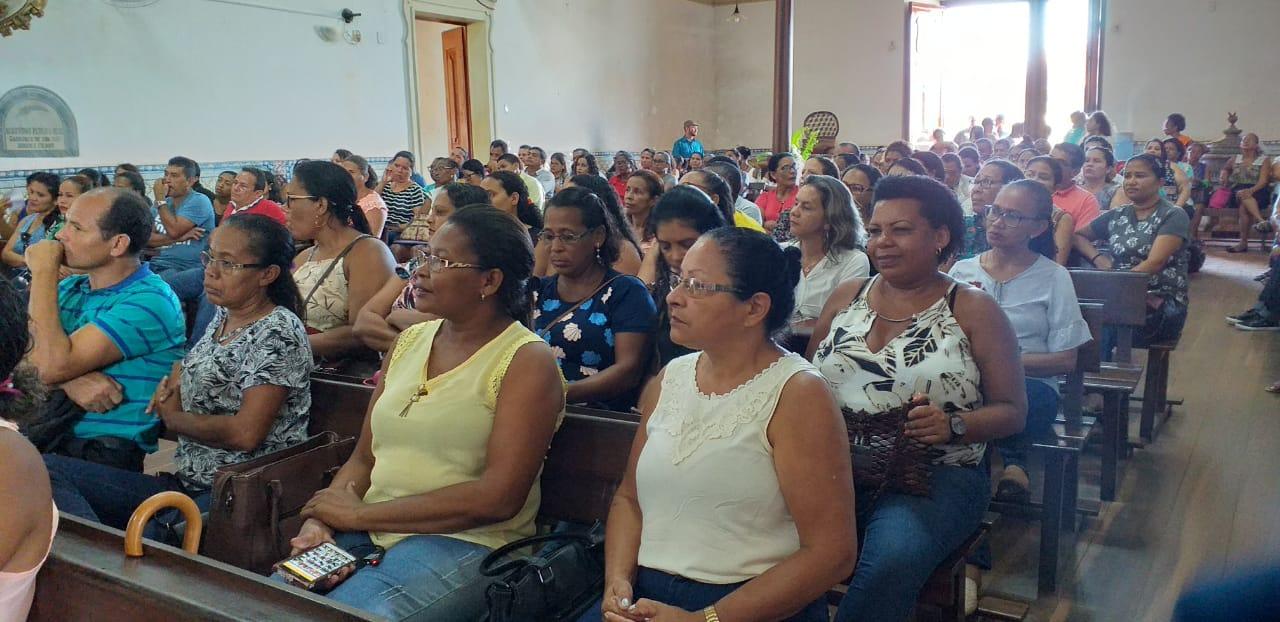 Photo of Audiência entre professores e prefeitura é realizada em Alcântara-MA