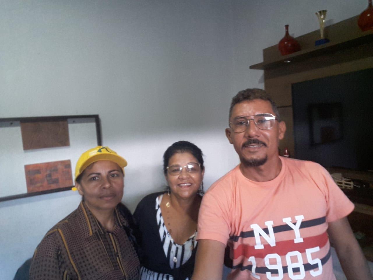 Photo of Fátima Araújo visita ruas intrafegáveis no Jardim São Cristóvão II