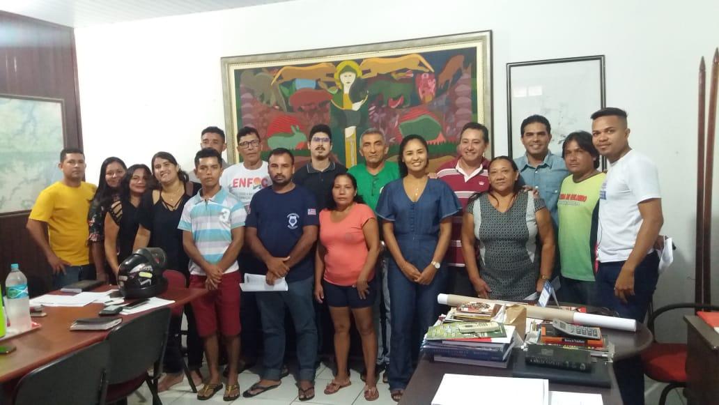 Photo of Prefeitura de Bequimão realiza eleição dos membros do Conselho Municipal de Turismo – COMTUR