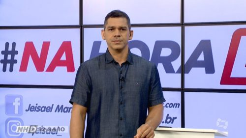 Photo of Senador Weverton manda demitir jornalista Jeisael Marx